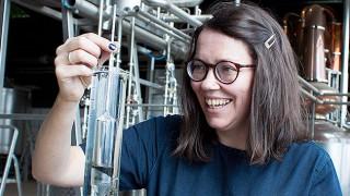 Arbikie's Master Distiller, Kirsty Black