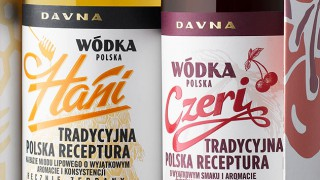 Davna Polish vodka
