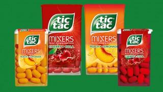 Tic Tac Mixers range