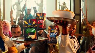 Ritz Crisp & Thin TV ad