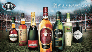 William Grant's drinks portfolio