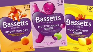 Bassetts Vitamins range