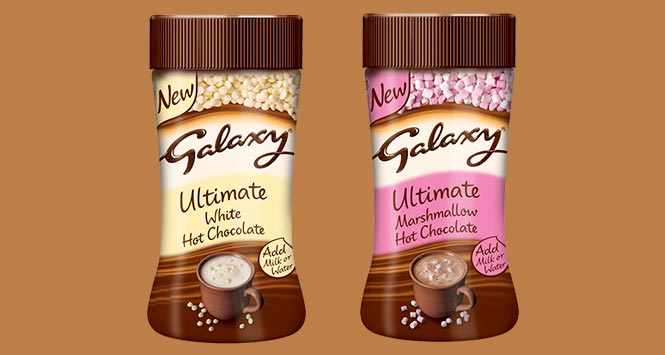 Galaxy Ultimate Hot Chocolate