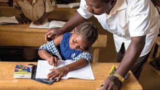 Lessons in Côte d'Ivoire
