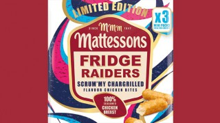 Mattessons Scrummy Chargrilled Fridge Raiders