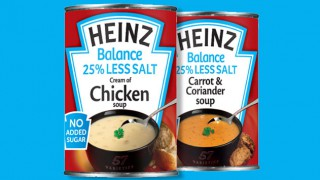 Heinz Balance soups