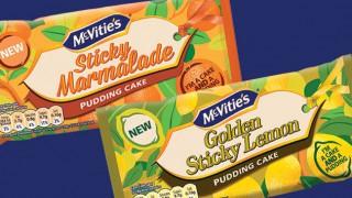 McVitie's Sticky Pudding Cakes