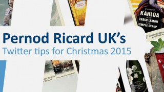 Pernod Ricard's Twitter Guide to Christmas