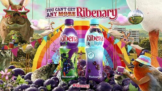 Still from Ribena 'Rinenary' advert