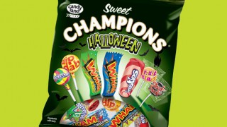 Sweet Champions Halloween sharing pouch