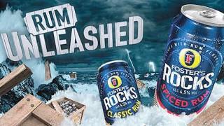 Rum Unleashed billboard