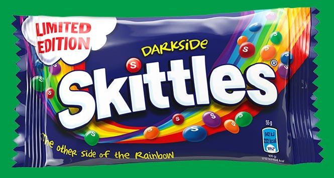 Skittles turns to the dark side this Halloween - Scottish