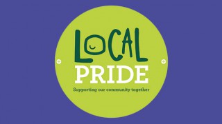 Local Pride logo