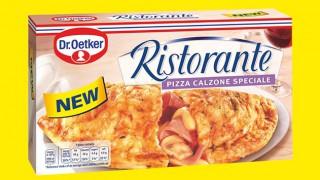 Dr. Oetker Ristorante calzone pizza