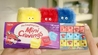Mini Cravings puppets