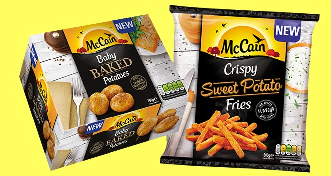 Mccain Targets Adult Market With Two New Products Scottish