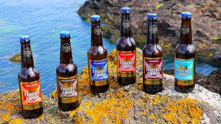 Thistly Cross cider range