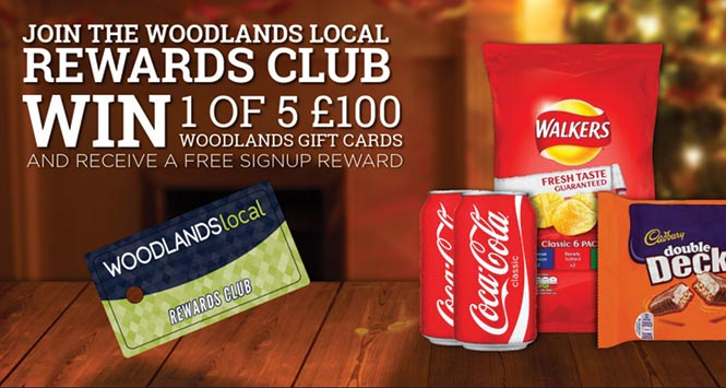 Woodlands Local Rewards Club