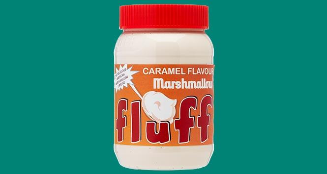 Caramel Marshmallow Fluff