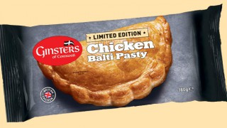 Ginsters Chicken Balti Pasty