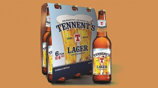 Tennent's six pack