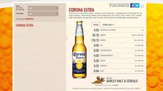 Corona lager