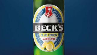 Beck's Blue Lemon