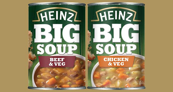 Heinz Big Soup