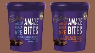 Cadbury Amaze Bites