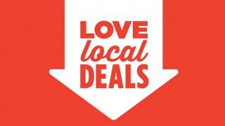 Love local deals