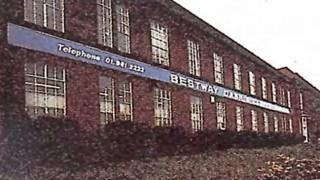 Bestway's original depot