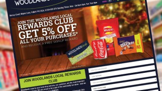 Woodlands Local Rewards Club