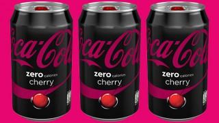 Coke Zero Cherry