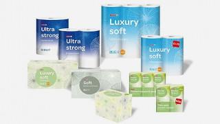 Spar Brand paperware range