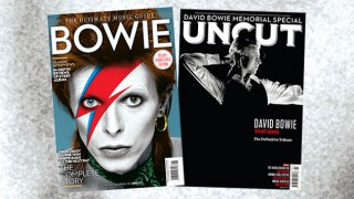 Uncut Bowie memorial edition