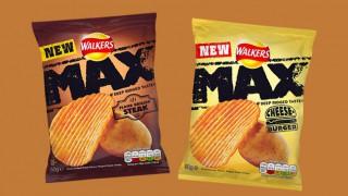 Walkers Max crisps