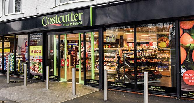 Costcutter store