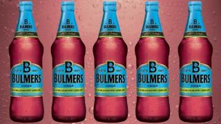 Bulmers blueberry cider