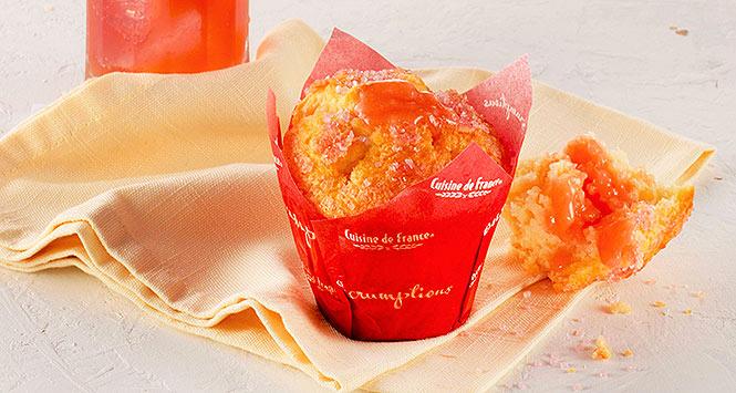 Cuisine de France Pink Lemonade Muffin