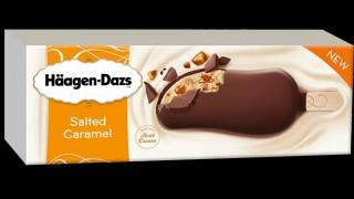 Haagen-Dazs ice lolly