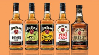Jim Beam range