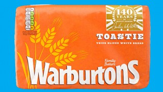 Warburtons Toastie loaf