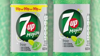 7UP Free Mojito
