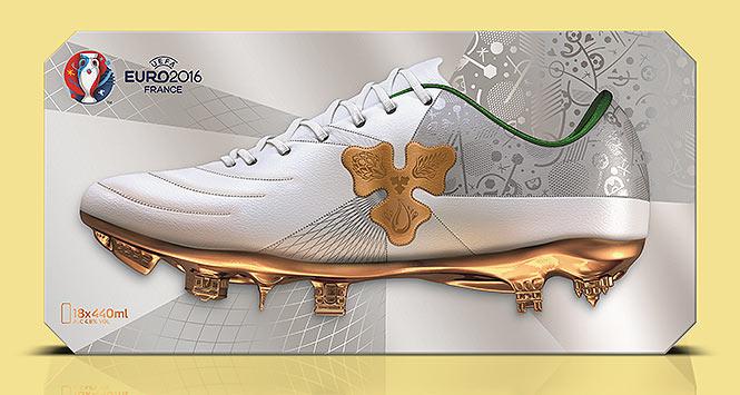 Carlsberg Euro 2016 pack design