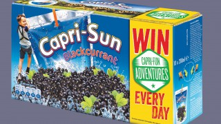 Capri-Sun promotional pack