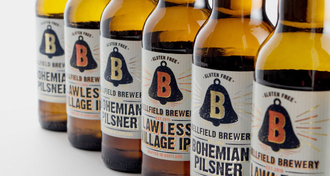 Lawless Village and Bohemian Pilsner beers
