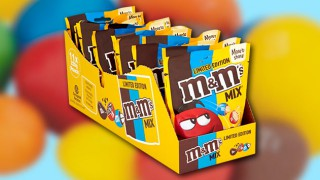 M&M's Mix ups