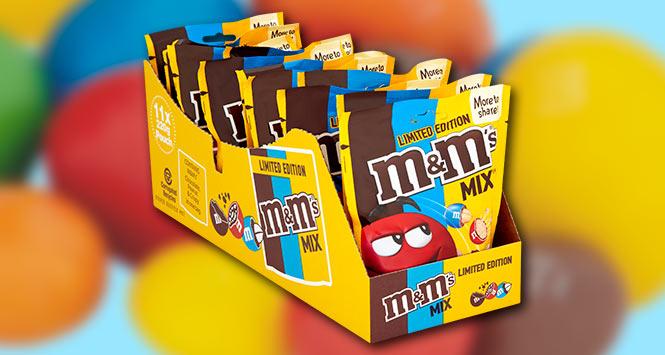 M&M's mixes things up - Scottish Local Retailer