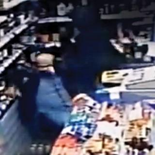 CCTV image of assault