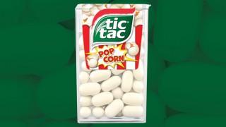 Tic-Tac Popcorn